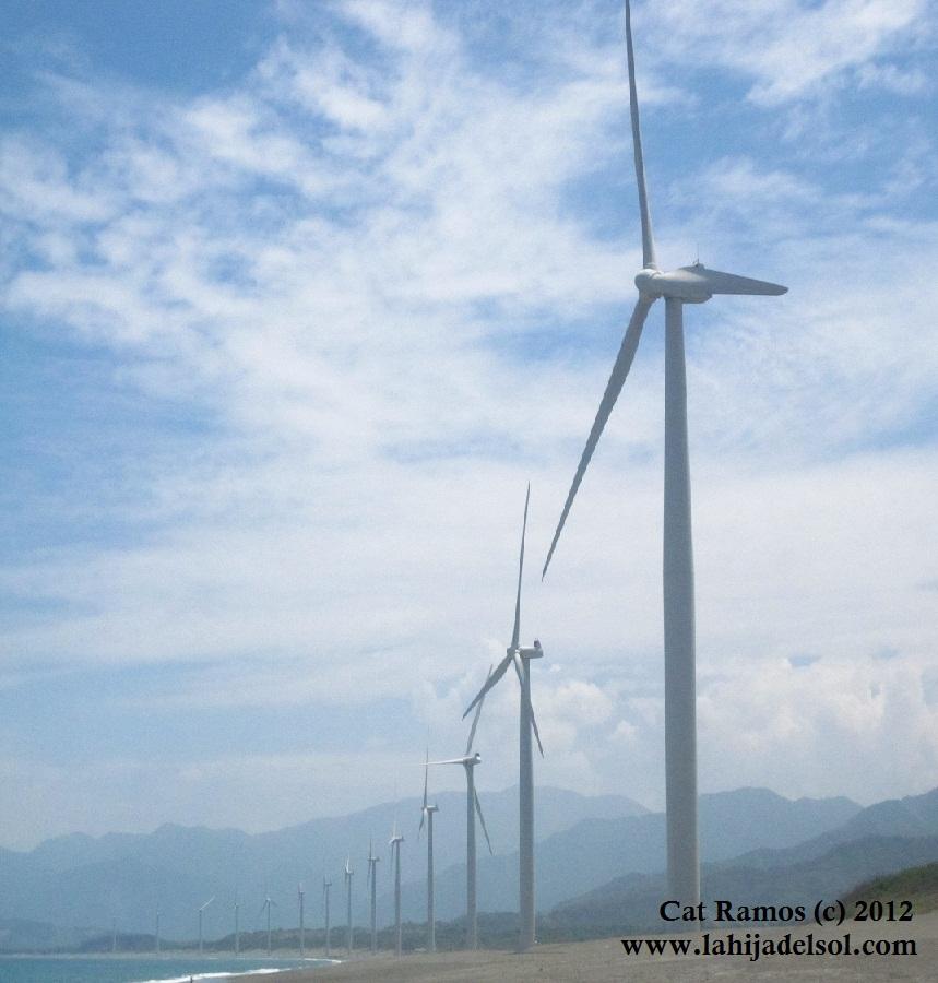 Bangui Windmills (Bangui, Ilocos Norte)
