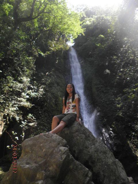 Kabigan Falls (Pagudpud, Ilocos Norte)