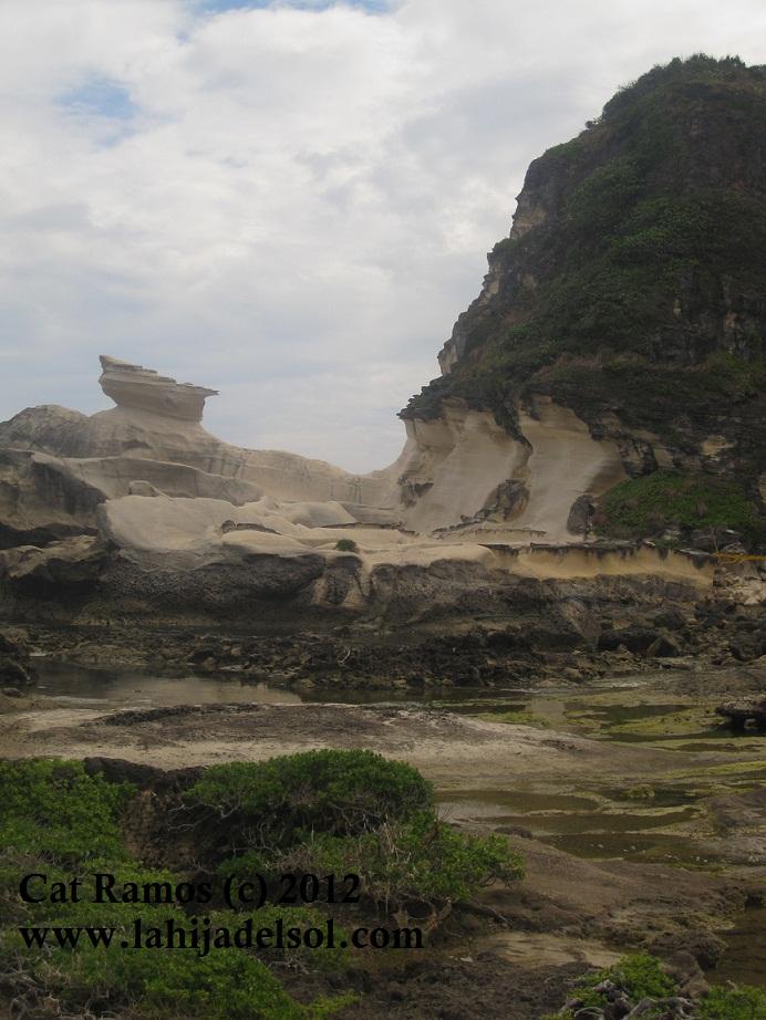 Kapurpurawan Rock Formations (Burgos, Ilocos Norte)