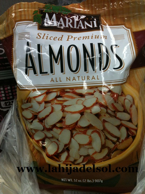 Be healthier — go nuts with almonds!