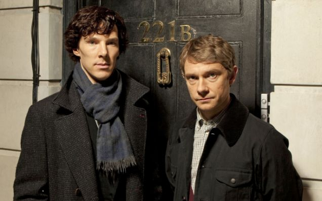 What I am watching: Sherlock (BBC)