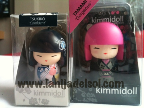 New Kimmidolls in my collection &amp; fake Kimmidolls spotted
