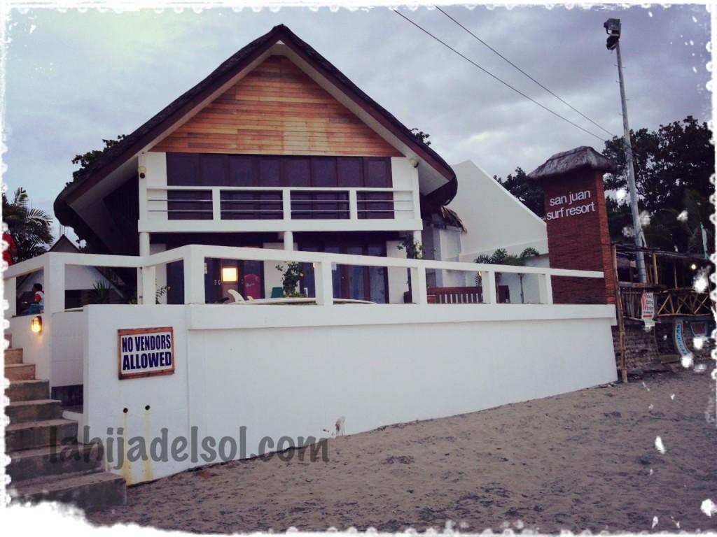 San Juan Surf School, Urbiztondo Beach, San Juan, La Union