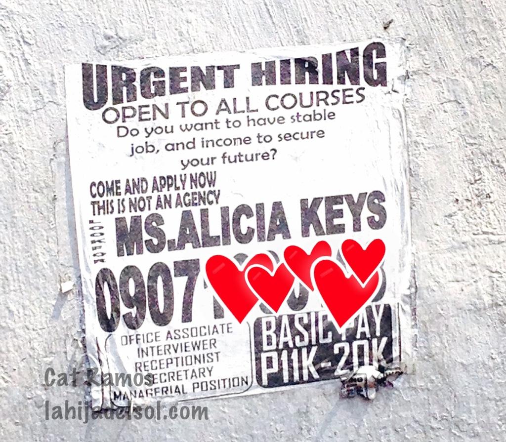 Miss Alicia Keys