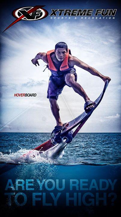 hoverboard in boracay