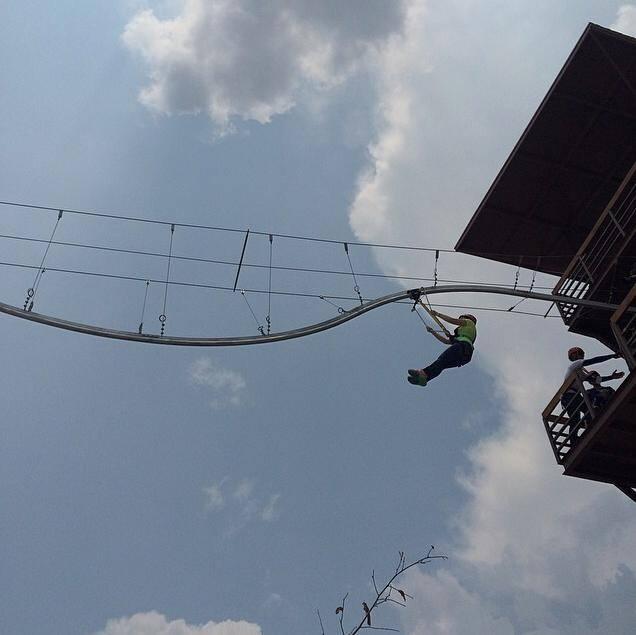 Alviera Roller coaster zipline sandbox pampanga