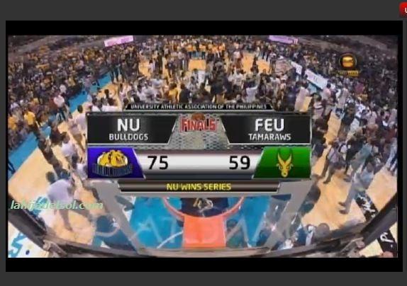 Congratulations, NU Bulldogs!