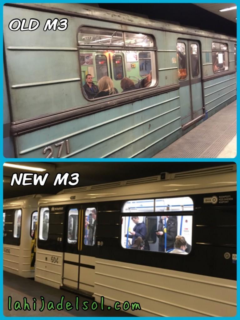 Budapest metro 3