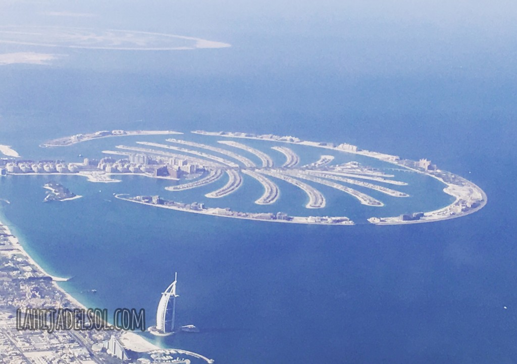 A view of Dubai