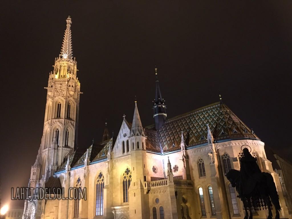 Mátyás templom in Budapest