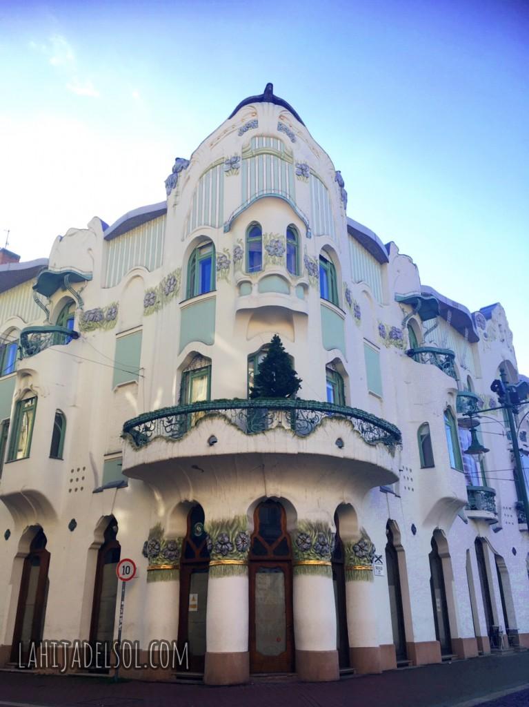 Reök Palace in Szeged